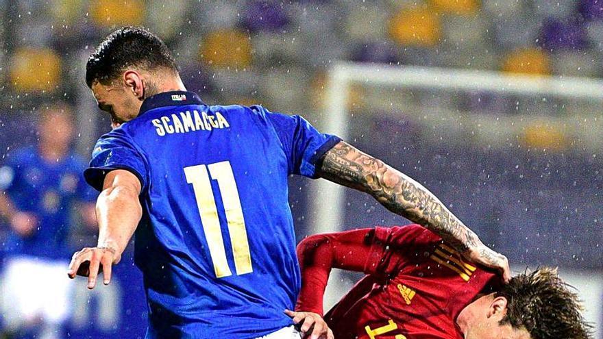 Empate sin goles ante Italia que aplaza el pase a cuartos español