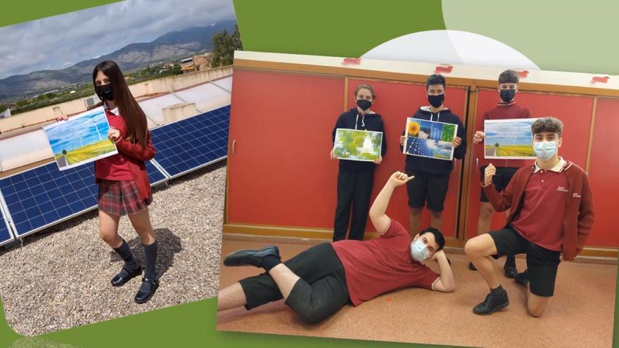 Este colegio de Castelló aspira a un premio. Tú puedes ayudarle