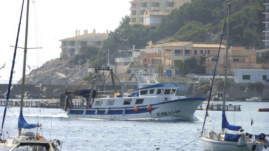 La flota de arrastre Balear incorpora puertas voladoras para minimizar el impacto medioambiental de su actividad
