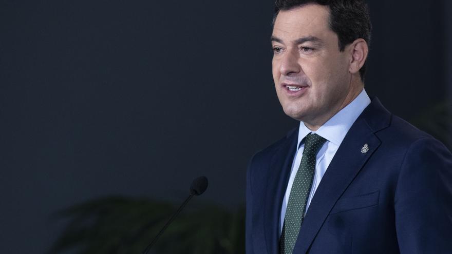 """Moreno pide explicaciones al Gobierno porque """"los andaluces no somos de segunda"""""""