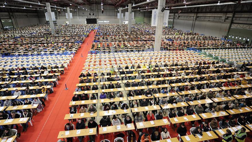 Unos 150.000 aspirantes competirán el 12 de septiembre por 3.381 puestos en Correos