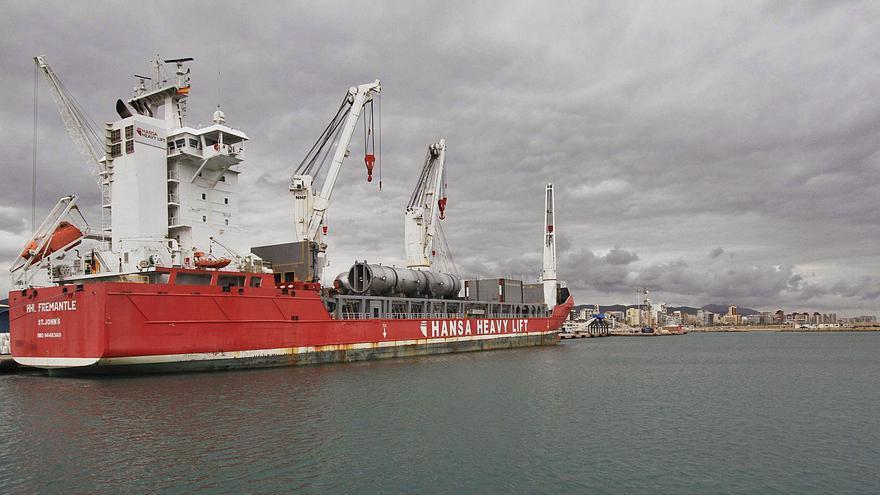 Luz verde del Gobierno a ampliar el puerto de Gandia solo hacia el sur