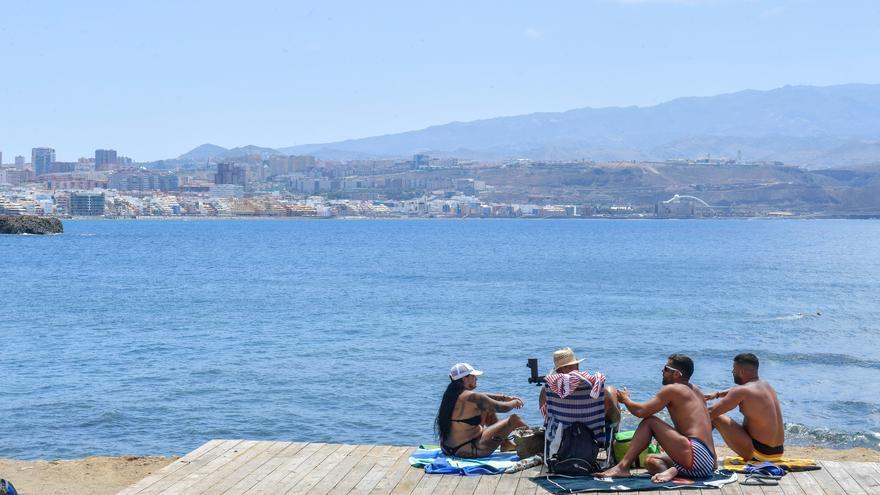 Las nubes regresan al norte de Gran Canaria con un descenso térmico
