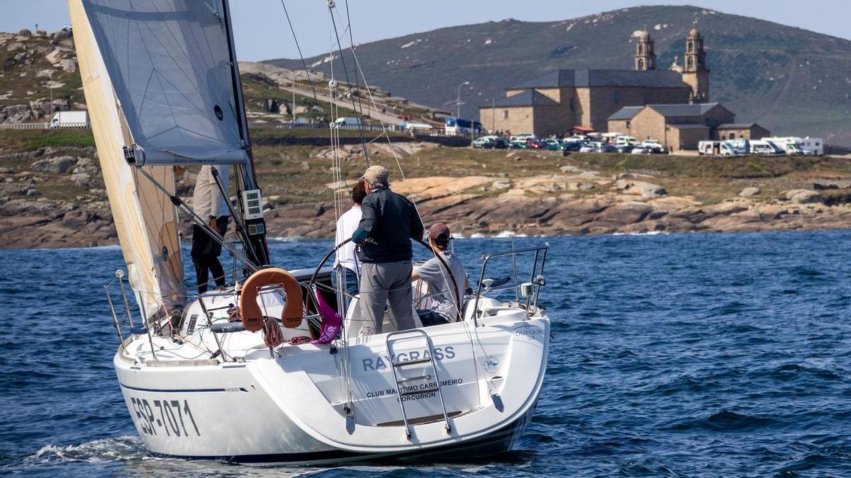 La Regata Mar de Maeloc Rías Altas llega a A Coruña