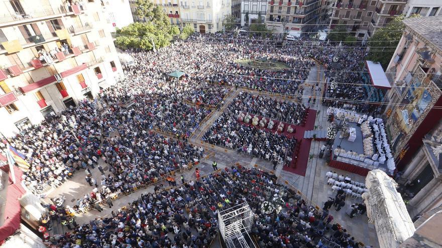 Suspendidas las misas del día de la Virgen para evitar aglomeraciones