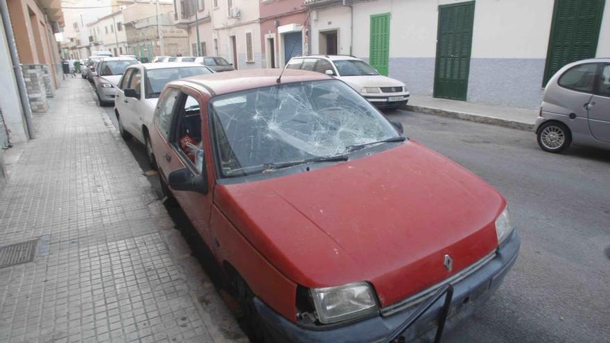Llucmajor will verlassene Autos von den Straßen entfernen