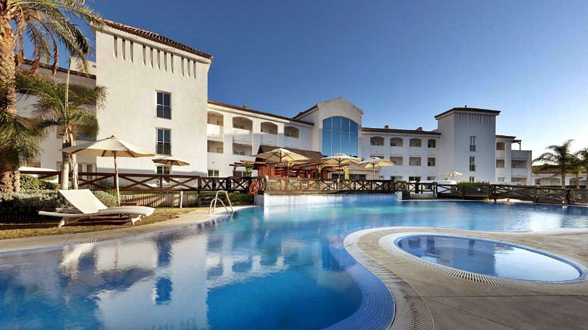 Aparthotel Cordial Mijas Golf. | | LP/DLP