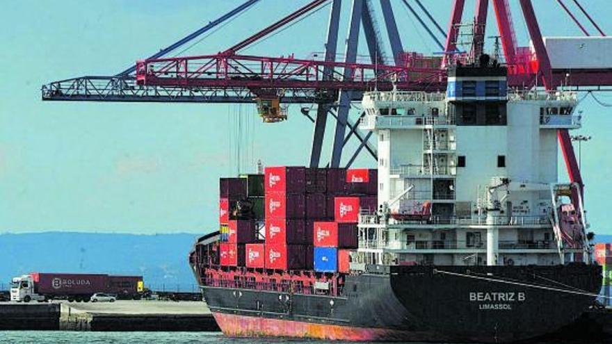 África emerge como nuevo destino de las exportaciones gallegas tras el COVID