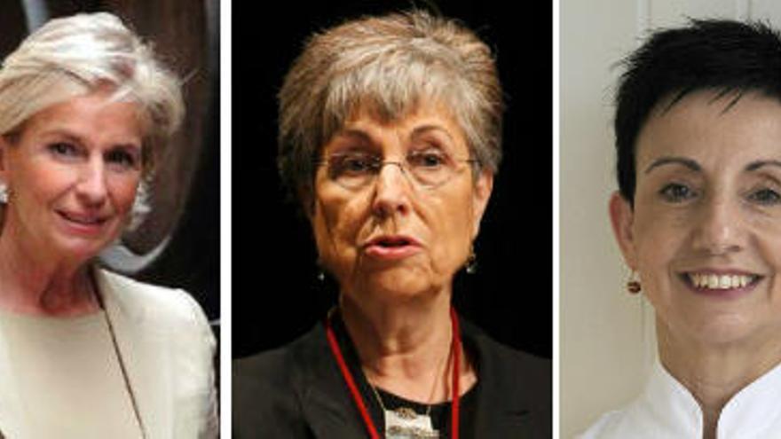 Tres catalanes entre les deu dones més poderoses d'Espanya