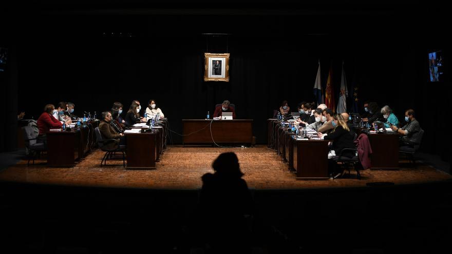 El gobierno de Pontevedra aprueba en solitario un presupuesto que aspira a llegar a 100 millones este 2021