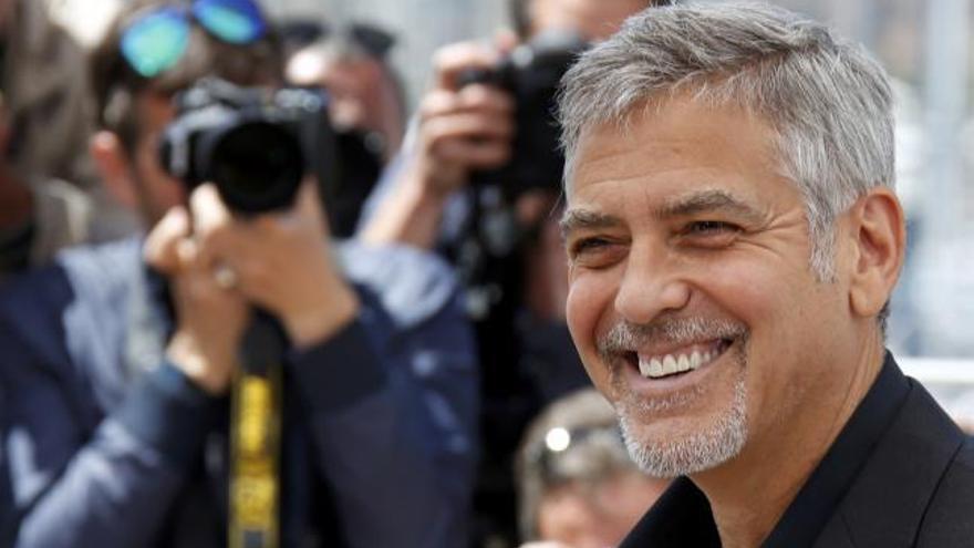 George Clooney prepara una sèrie sobre el Watergate