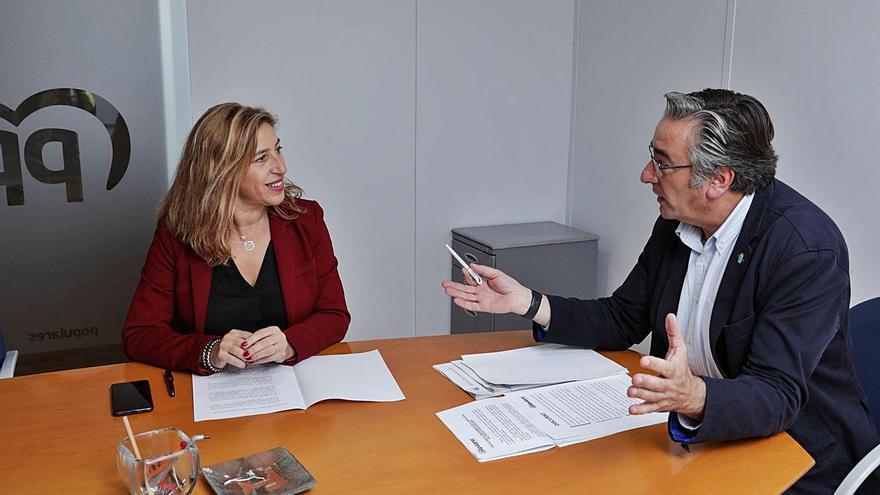 El PP fichará a más independientes con el perfil de Teresa Sánchez