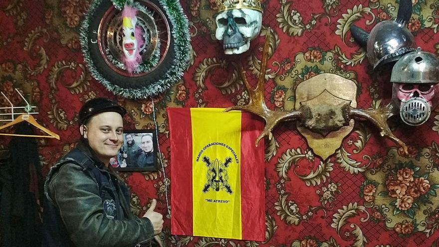 Manuel Lorenzo, hasta el norte de Siberia y más allá