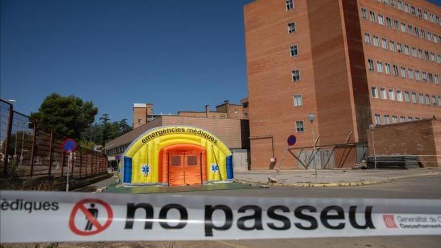 La Generalitat extrema el confinamiento en Lleida y 7 municipios del Segrià