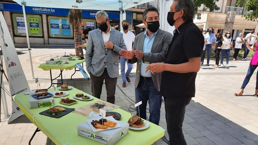 'Saborea Alcantarilla' ofrece plato y dos bebidas por cinco euros hasta el 30 de mayo