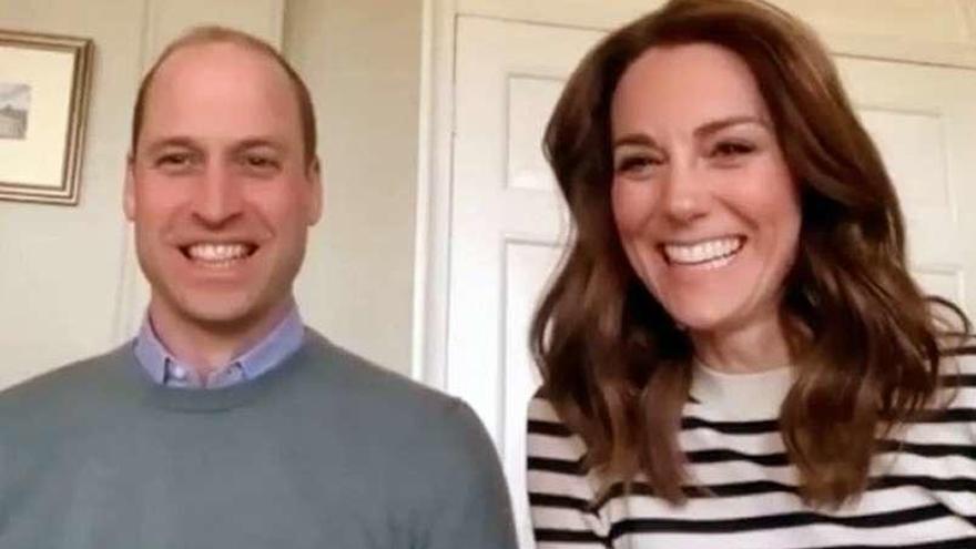 Los duques de Cambridge, preocupados por la salud mental