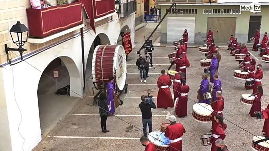 Revive en Medi TV los actos provinciales de Semana Santa