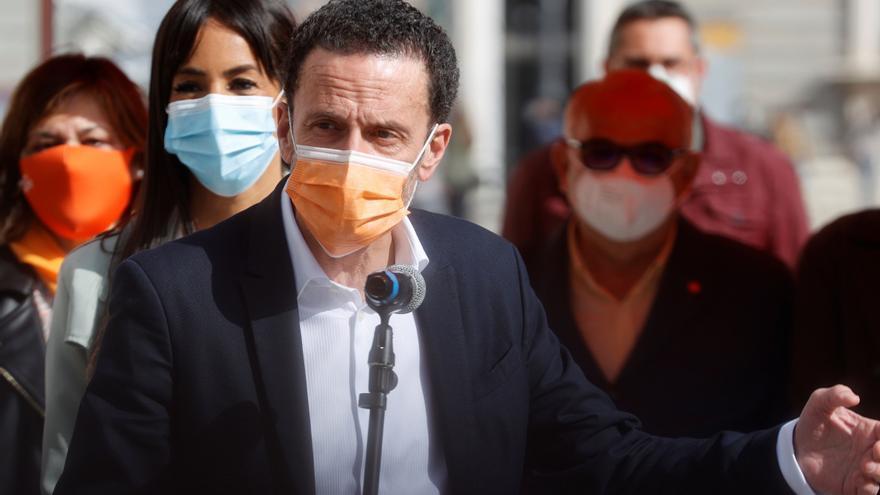 """Edmundo Bal: """"Madrid necesita que Ciudadanos frene a los extremos"""""""