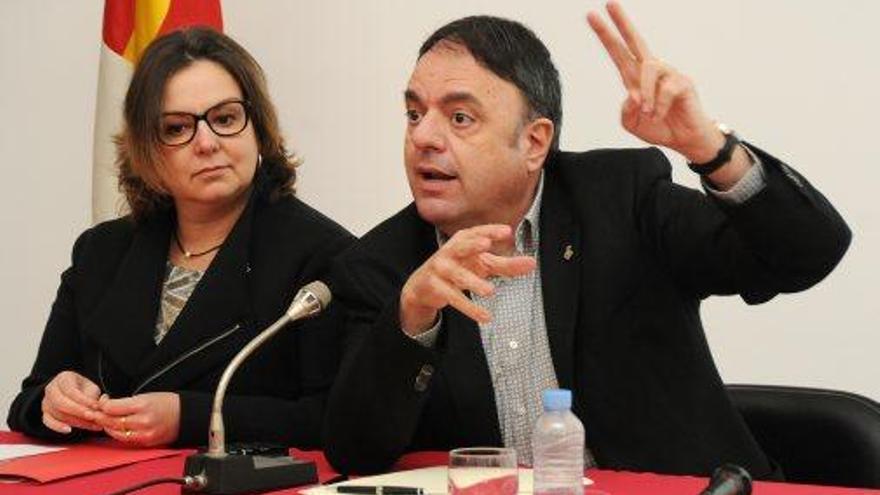 Junyent arriba a l'equador del seu segon mandat entre ensurts i amb tres governs