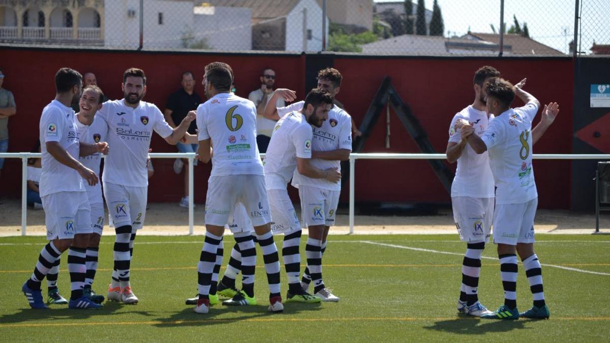 El Salerm Puente Genil conquista Gerena (0-2)