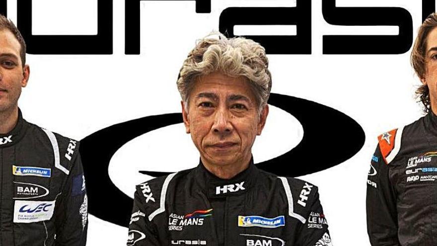 Roberto Merhi regresa a las 24 Horas de Le Mans