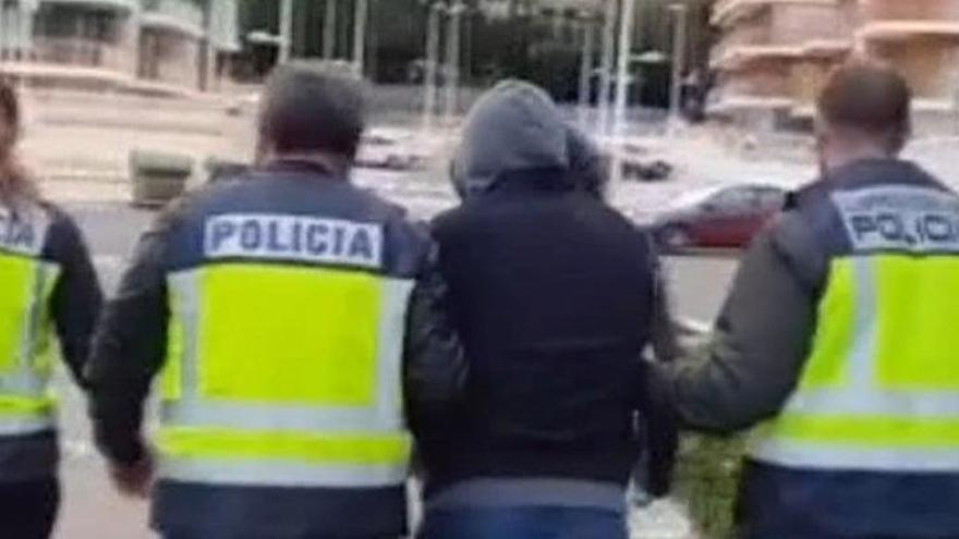 La Policía Nacional detiene en Valencia al prófugo más buscado de Polonia