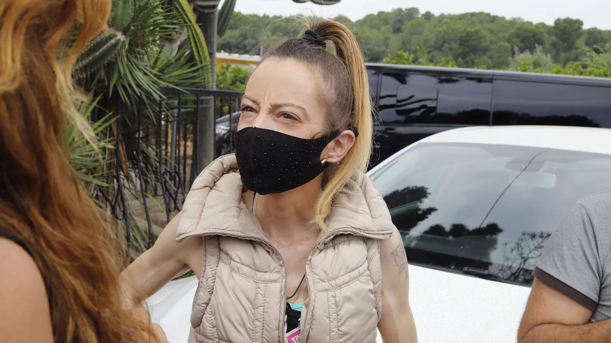 """Tania, la amiga de Wafaa que describe a El Tuvi como """"celoso, agresivo y muy controlador"""""""
