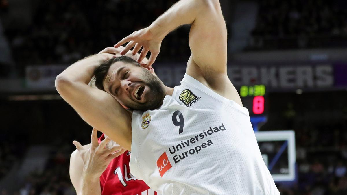 Felipe Reyes se retira del baloncesto profesional