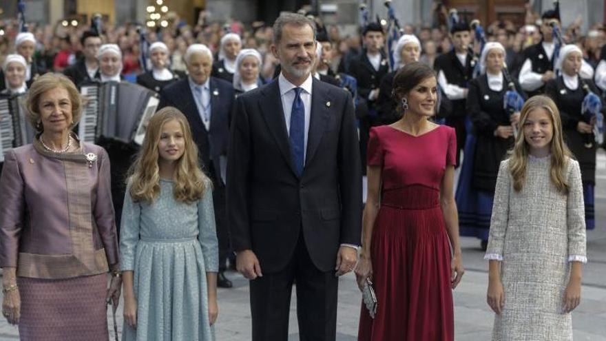 Premios Princesa 2020: el acto tendrá aforo reducido y no se hará en el Campoamor