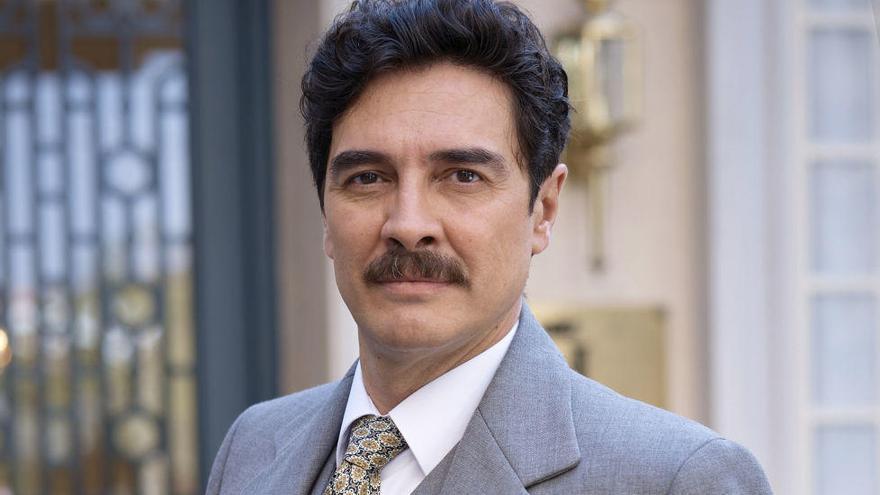 José Manuel Seda, último fichaje de 'La casa de papel'