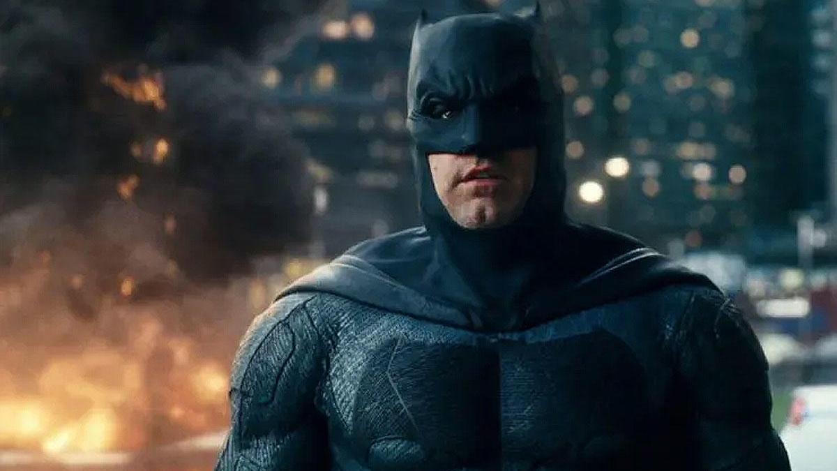 Escena de una de las películas de la saga de Batman.