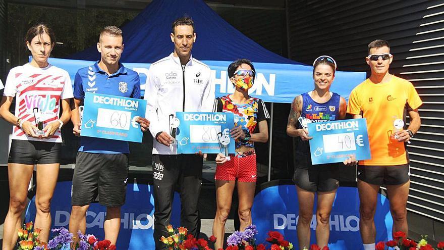Boutiol y Pallicer se proclaman campeones de Baleares de 10 km