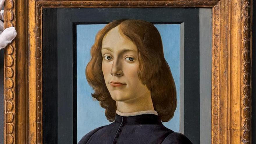 """La """"insólita"""" subasta de un cuadro de Botticelli"""
