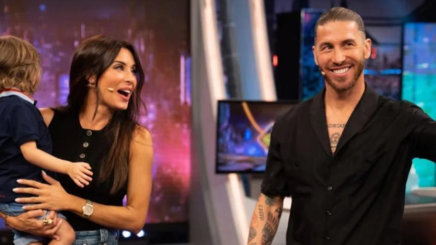 Ramos consigue emocionar a Pilar Rubio con su aparición sorpresa en 'El Hormiguero'