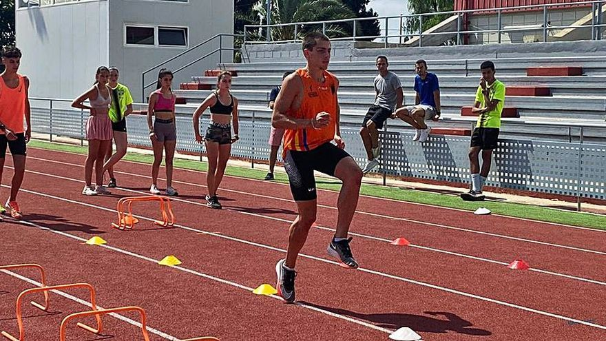 Atletismo de alto nivel en Sagunt
