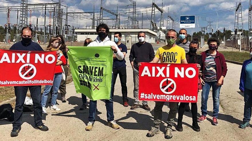 El Bages i l'Anoia tindran mobilitzacions contra els macroprojectes solars i eòlics