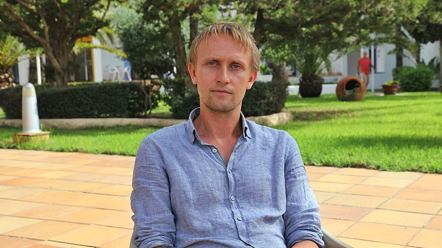 Frédéric Villiers: «Formentera es ejemplo en protección de la posidonia»