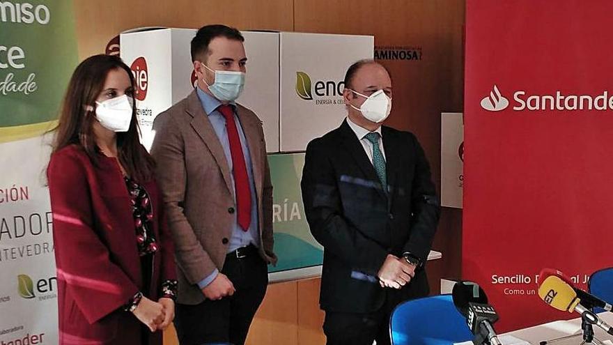 Ecotab, dedicado a los tableros ecológicos, mejor proyecto de la Aceleradora Ría de Pontevedra
