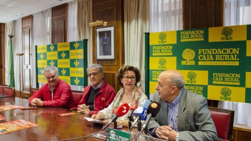 La Fundación Leticia Rosino arranca con una gran feria este fin de semana en Tábara