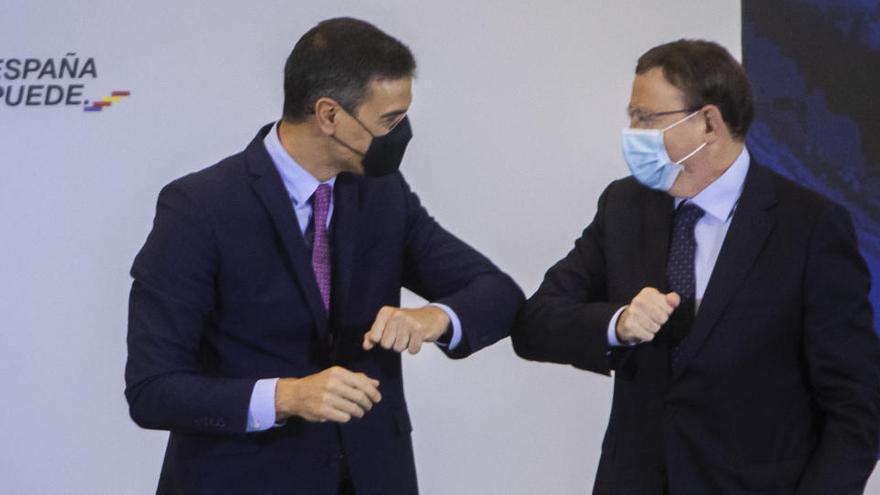 Pedro Sánchez urge a un acuerdo presupuestario para activar el dinero europeo