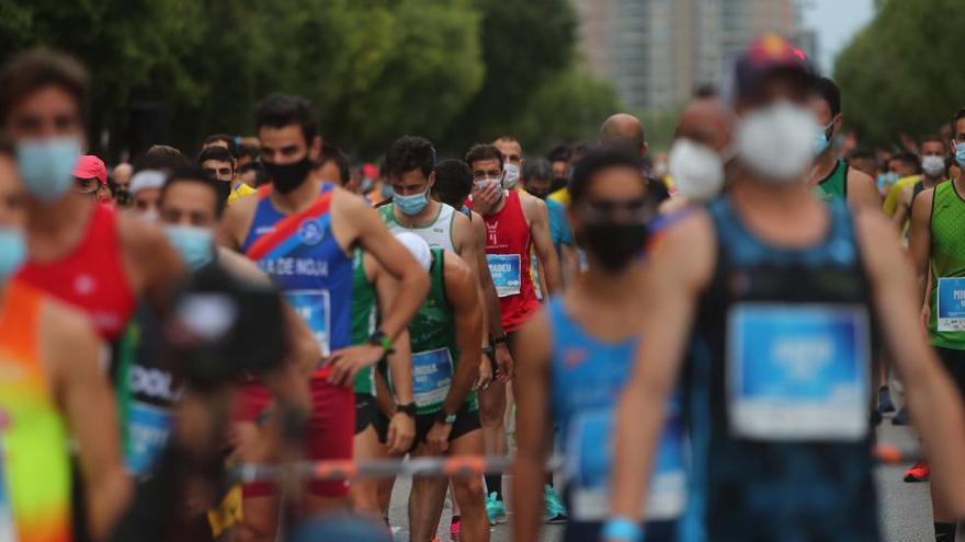 5k Valencia vuelve a correr