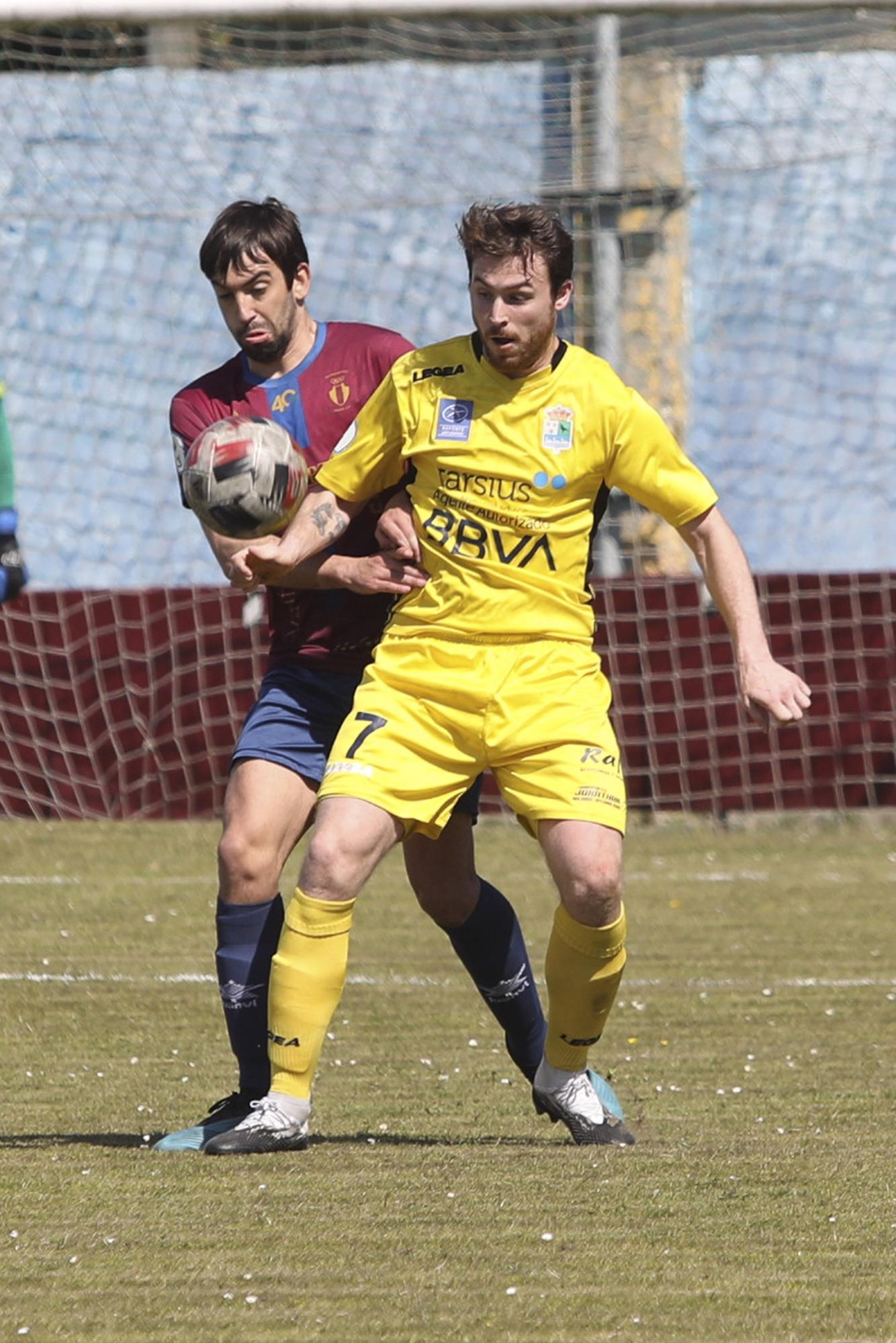 Las imágenes de la jornada en Tercera División