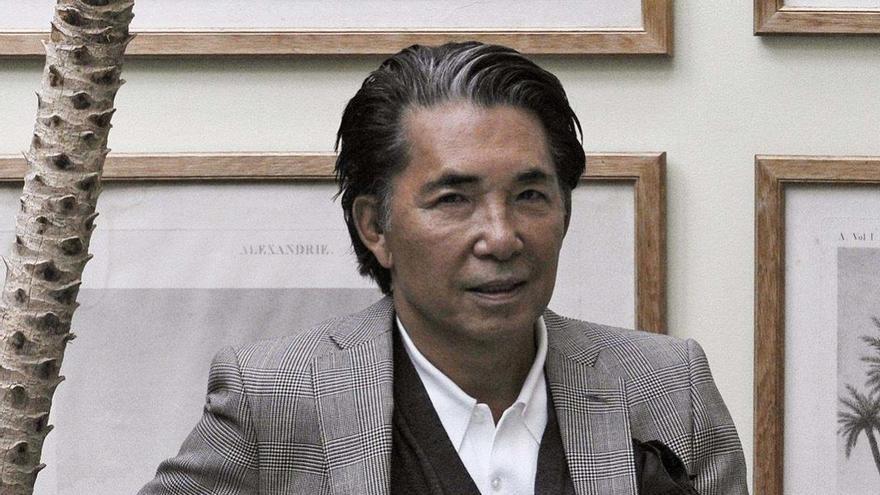 Fallece el diseñador japonés Kenzo Takada a los 81 años