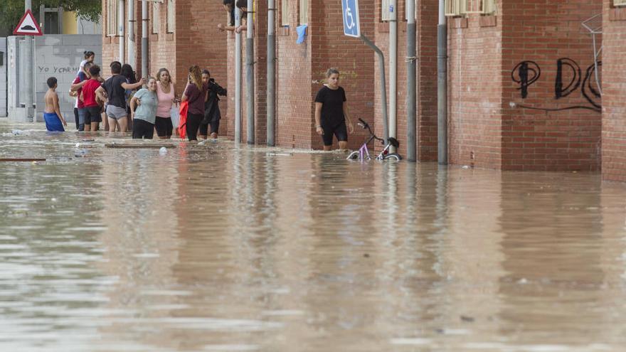 Ayuda de urgencia: hasta 4.500 euros por vivienda para los afectados por la gota fría