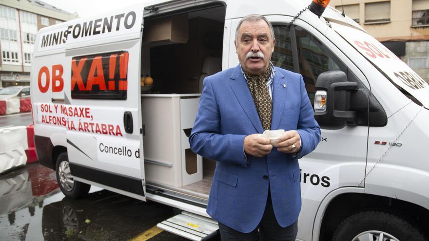 """Seoane: """"Nadie puede creer que A Coruña pueda estar interesada en constituir el área metropolitana"""""""