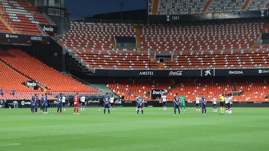 Dónde puedes ver el Valencia CF - Osasuna
