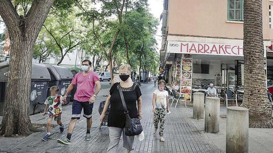 """Salud alarga una semana de manera """"suavizada"""" las restricciones en Son Gotleu"""