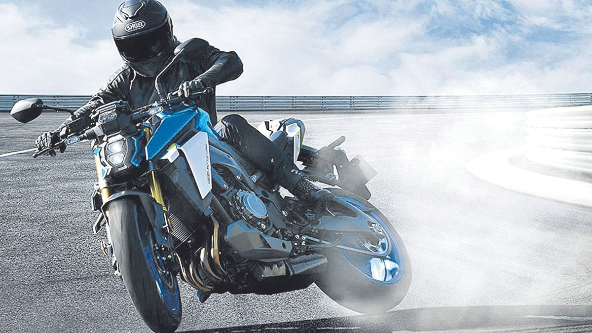Suzuki GSX-S1000 2021: Más agresiva y futurista