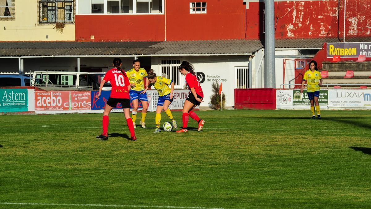El Atlético Arousana busca los puntos contra el Colista de su grupo
