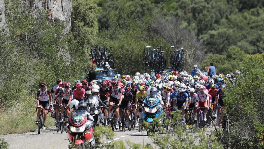 Tour de Francia   Etapa 12: Saint-Paul-Trois-Châteaux - Nimes